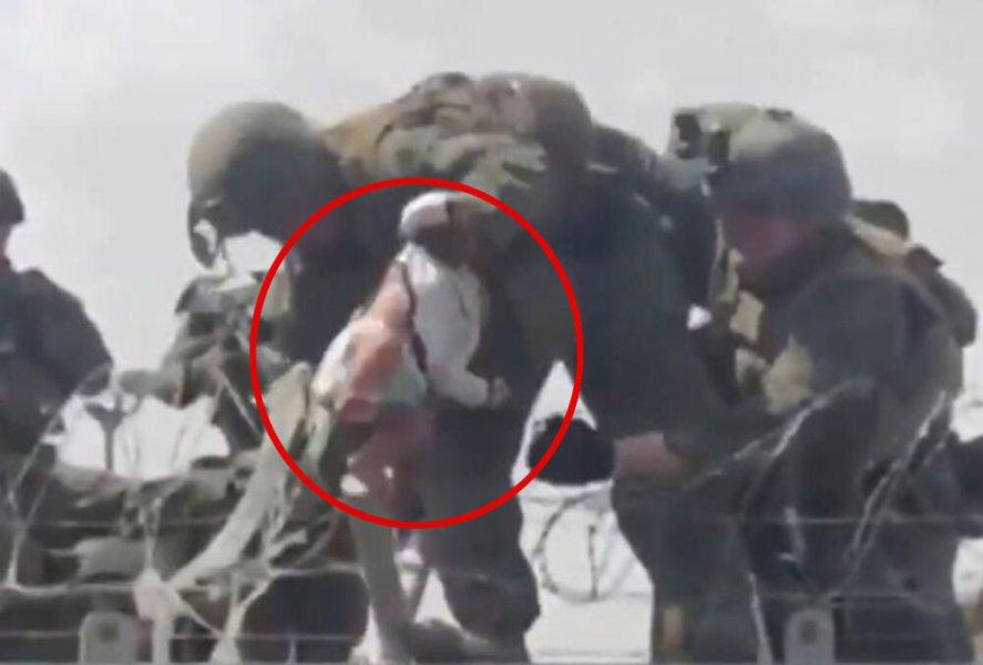 afganistan-beba-evakuacija-vojnici